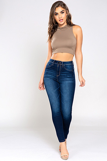 Junior Luxe Lift High-Rise Denim Skinny Jean