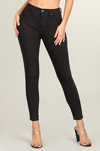 Junior Hide Your Muffin Top High-Rise Basic Skinny Jean