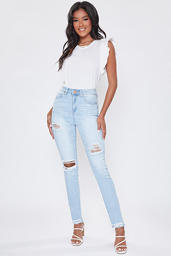 Junior Dream High-Rise Skinny Jean