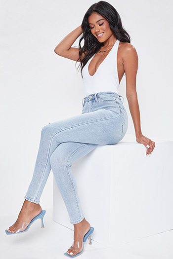 Junior Vintage Dream Super High-Rise Skinny Jean