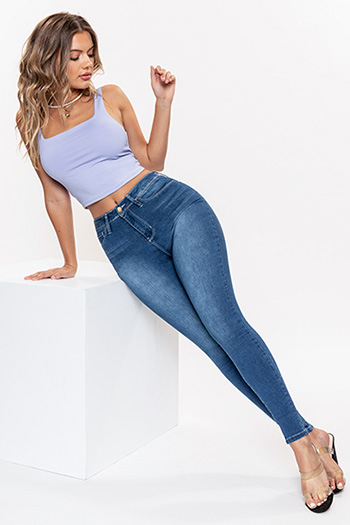 Junior Basic High-Rise Skinny Jean