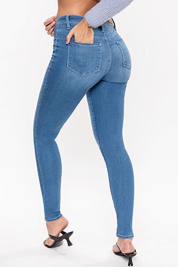 Junior Mid-Rise Denim Skinny Jean