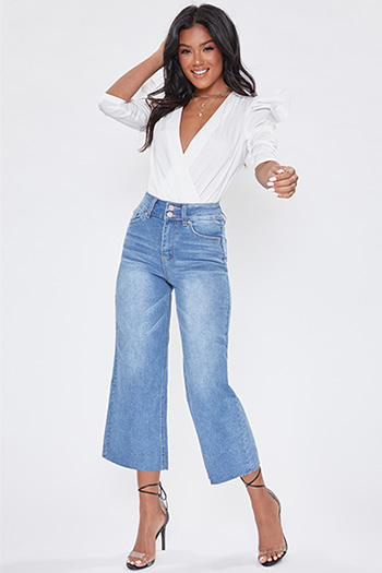 Junior Vintage Dream High-Rise Wide-Leg Jean