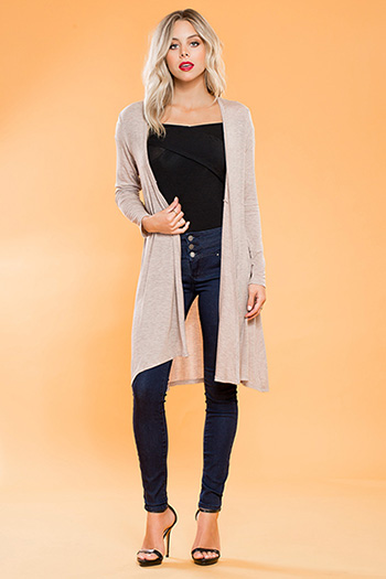 Junior Long Cardigan