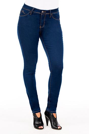 Women WannaBettaButt Super Soft Skinny Jeans