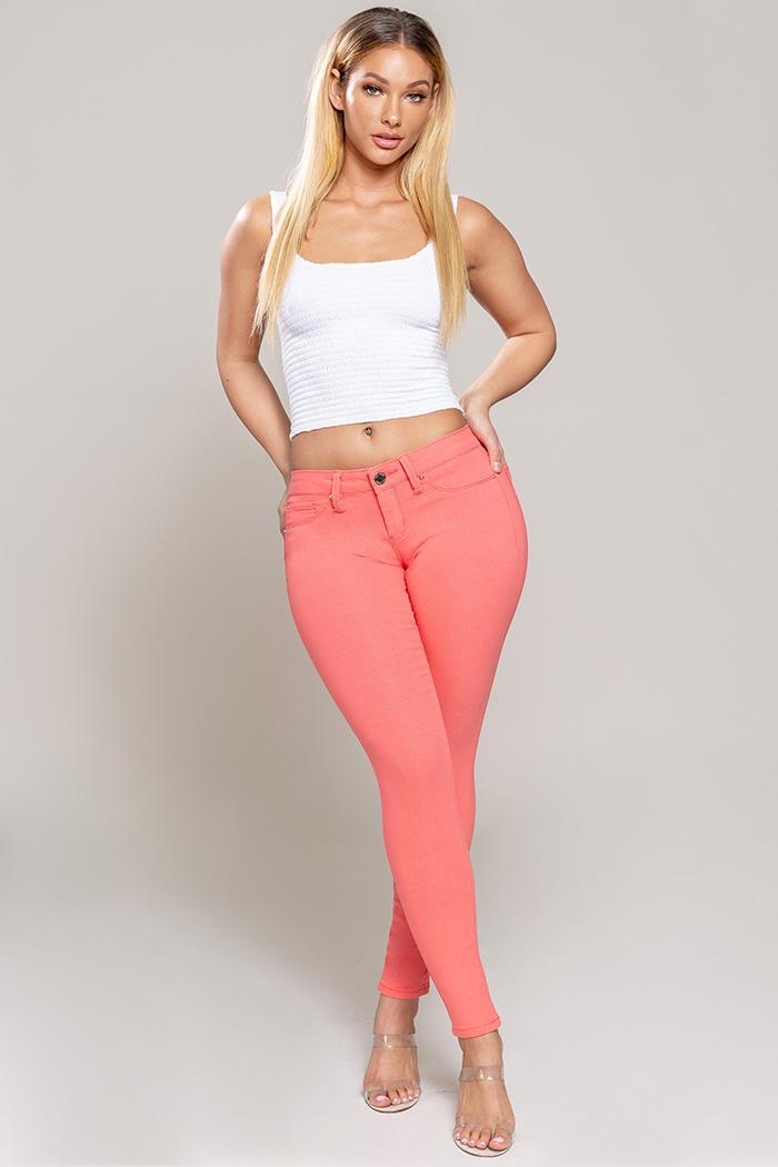 Junior Skinny Jeans - YMI Jeans