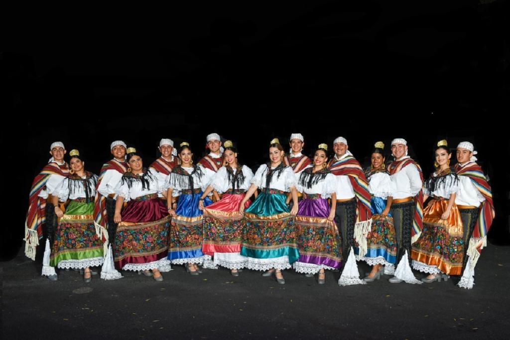 centennial hall compañia de danza folklorica arizona presents las
