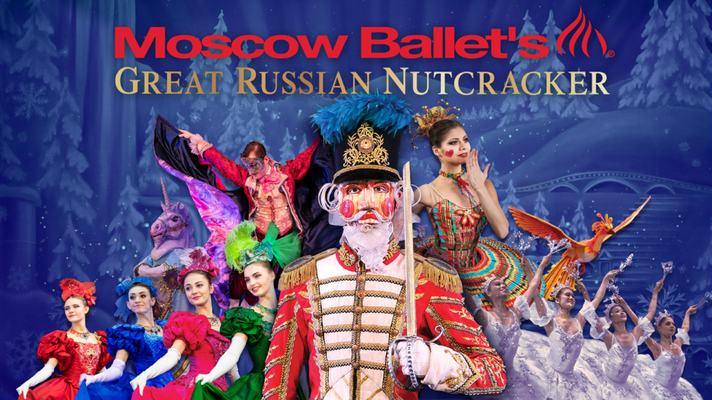 Gift Of Christmas.Centennial Hall Moscow Ballet S Gift Of Christmas Tour