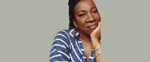 A Fireside Chat with Tarana Burke, founder of the 'me too.' Movement