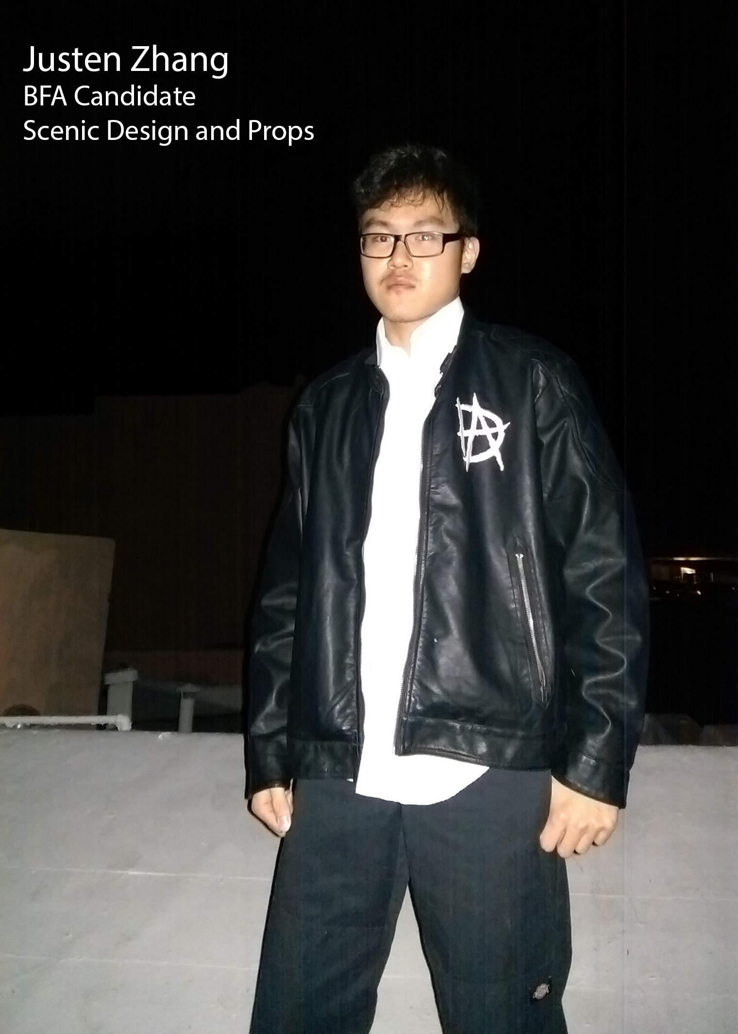Justen Zhang