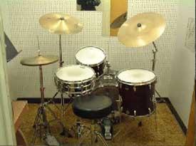 Percussion Studio | Fred Fox School of Music