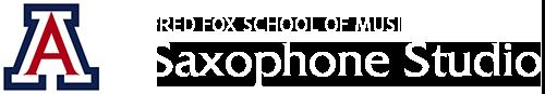 Saxophone Studio
