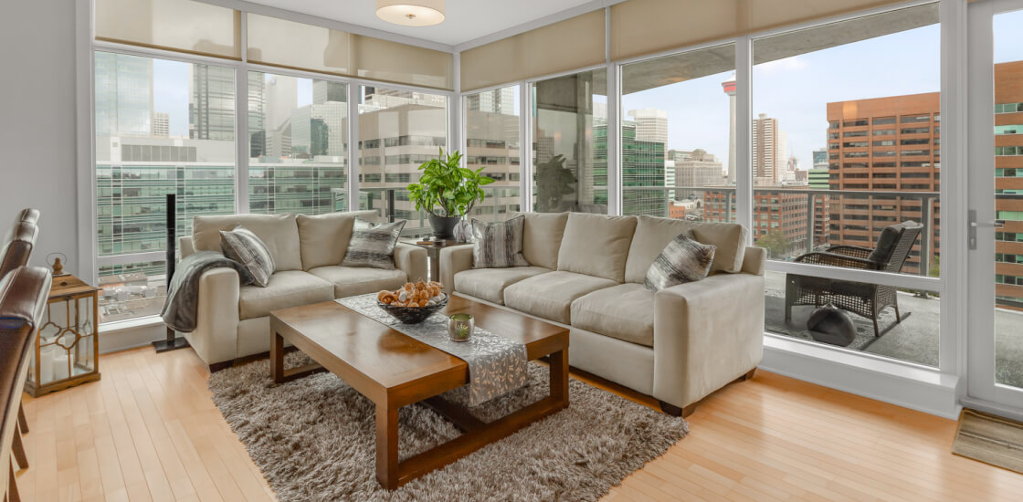 Northeast Corner Suite With Picturesque Downtown Views At Castello Beltline Calgary Condo Christina Hagerty Co