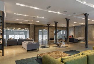 Highly Visible And Well-Positioned Commercial Loft Is One Of A Kind