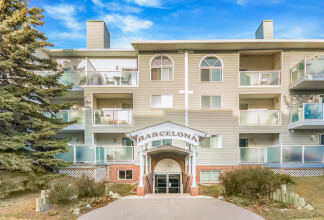 Executive One Bedroom Inner City Living in Sunalta
