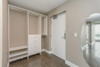 Modern Two Bedroom, Southeast Corner Suite at Arriva