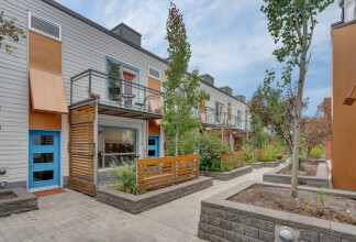 Trendy Two Storey Townhouse in Bridgeland