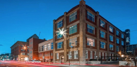 Stylish Loft in the Imperial Tobacco Warehouse