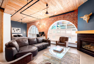 Indulge your desire to own a piece of history…one of the City's true HARD LOFT at the Lewis Stationary Building