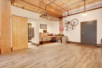 Stylish Live/Work Loft at the Hudson!