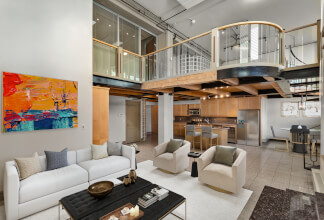 "Presenting one of Calgary's most iconic ""HARD LOFT"" conversions at The Manhattan Lofts"