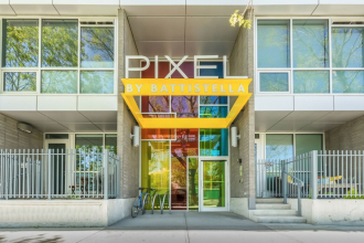 Two Bedroom Corner Suite at PIXEL