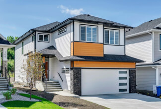 Stunning Two Storey Home With Over 2400 sqft On Two Levels