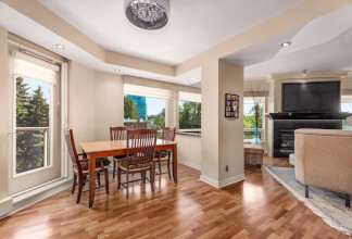 This stunning condo in The Grandview of Mission is what dreams are made of.