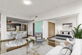 The Best Northeast Corner Unit At Colours With Awe-Inspiring Views Of The City Skyline