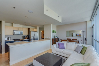 Picture Perfect Views from a Stunning Penthouse at Colours