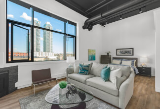 Live the Loft Lifestyle in this Historic Residence in the Beltline