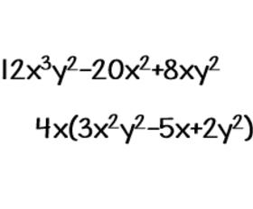 Factoring polynomials %28gcf%29