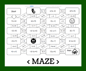 Cd maze   distribution