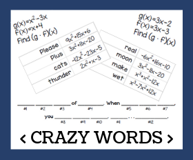 Crazy words   multiplying functions