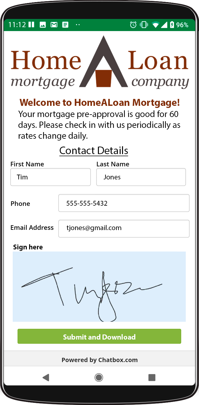 mortgage-lending-instant-apps-e-signatures