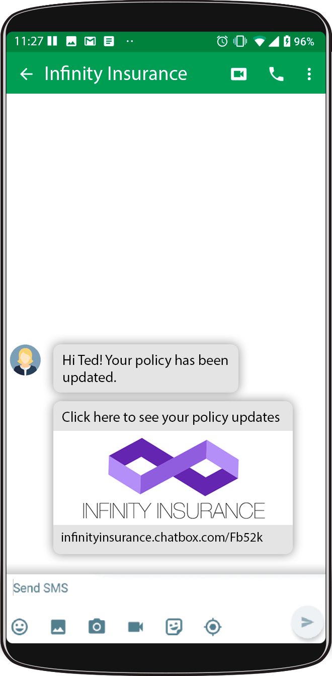 insurance-sms-policy-updates