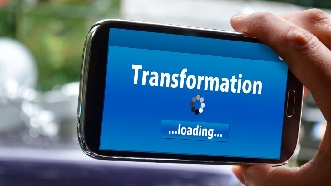 Mobile Transformation Image