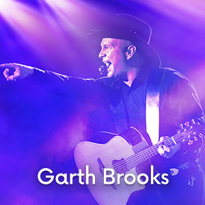 Garth Brooks Thumb