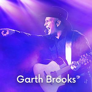 Garth Brooks Thumb