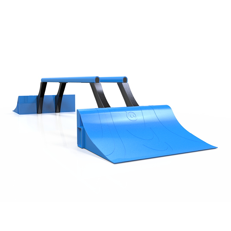 <p> <ul> 	<li>Ramp, roll and ride the rails</li> 	<li>With so many challenging configurations, the customizable Sphero Terrain Park puts your skills to the ultimate test</li> </ul> </p>
