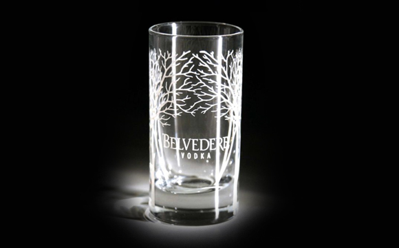 Belvedere Shot Glass