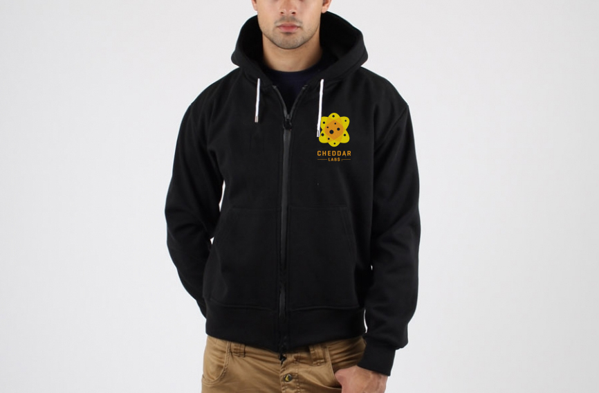 CL Zip Hoody