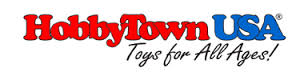 Logo for the HobbyTown USA store chain.
