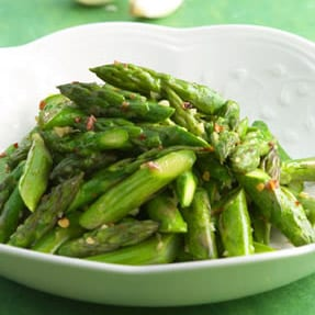 Chef Shamy is excellent for savory dishes. Lemon Dill Asparagus Recipe