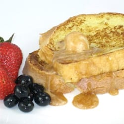 You can make French toast and other breakfast items with our butter.