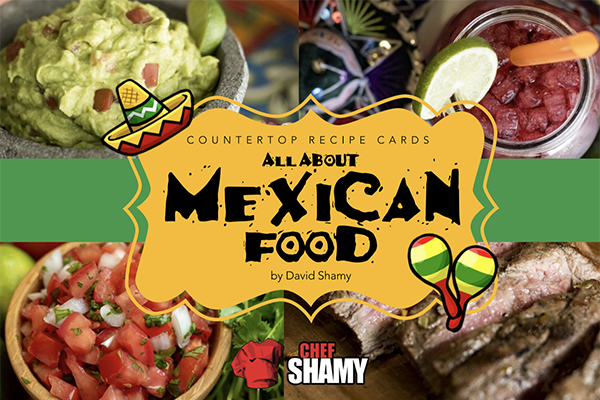 All About Mexican Food
