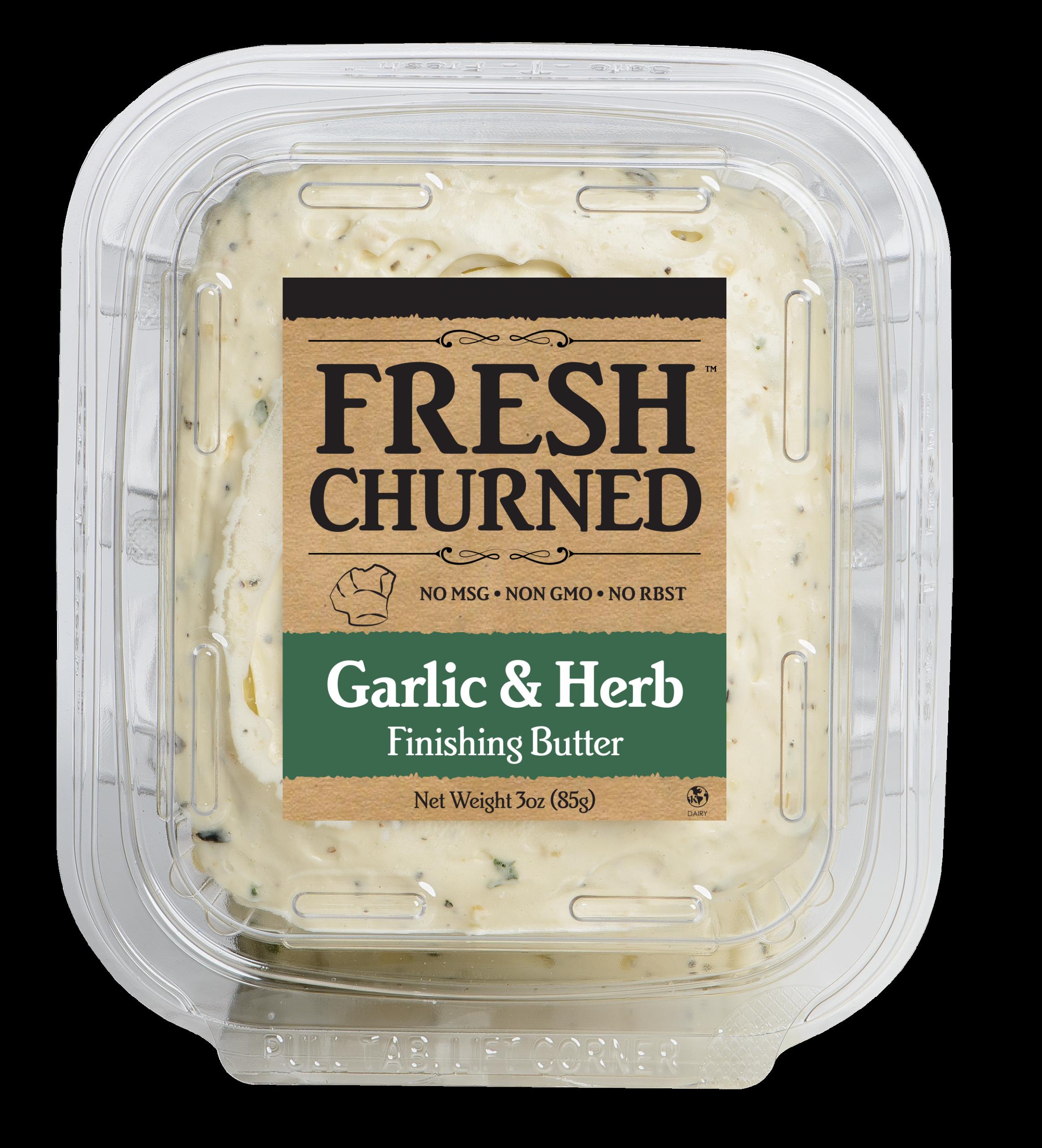 Garlc & Herb Butter