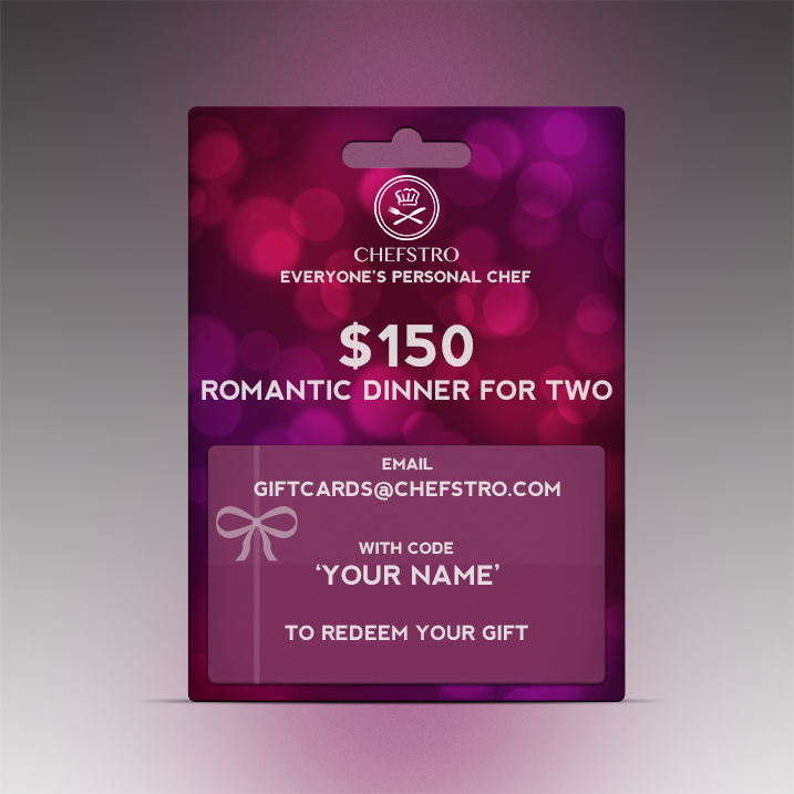 Customize your Gift Card