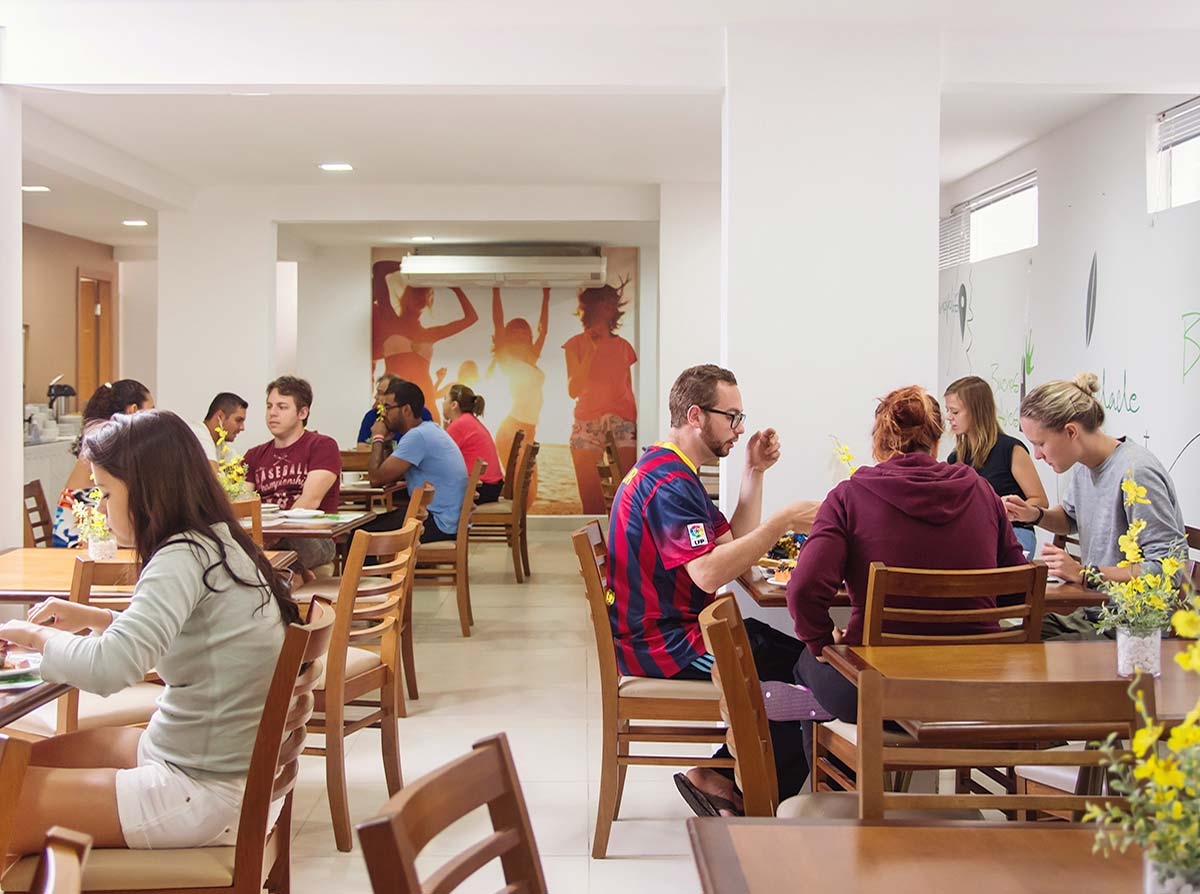 Hostels in Foz do Iguaçu