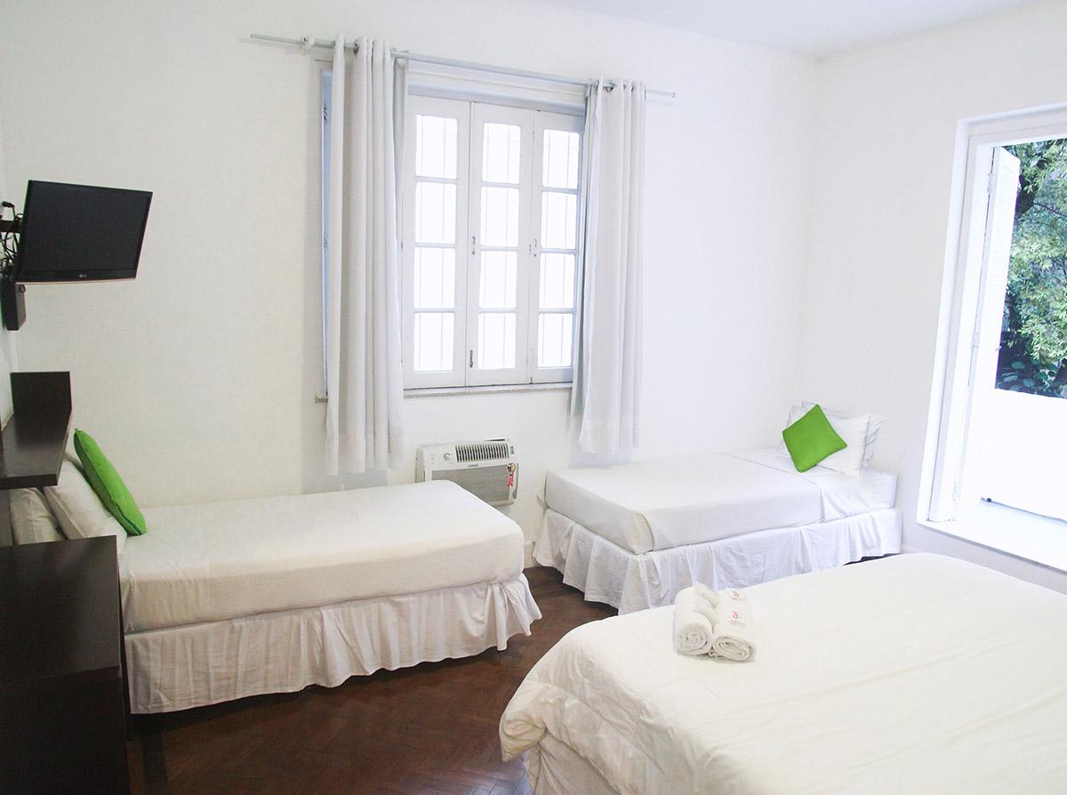 Suites en Rio de Janeiro